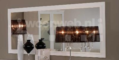 Roma Spiegel White | Laagste prijs bij Woonweb.nl