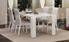 Elegance Diamond Wit Eettafel