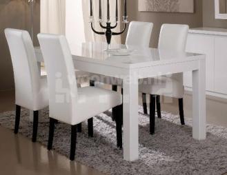 Roma Eettafel White